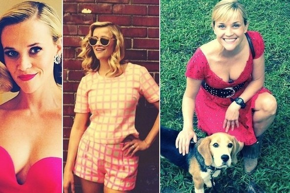 Reese Witherspoon's Instagram Highlights