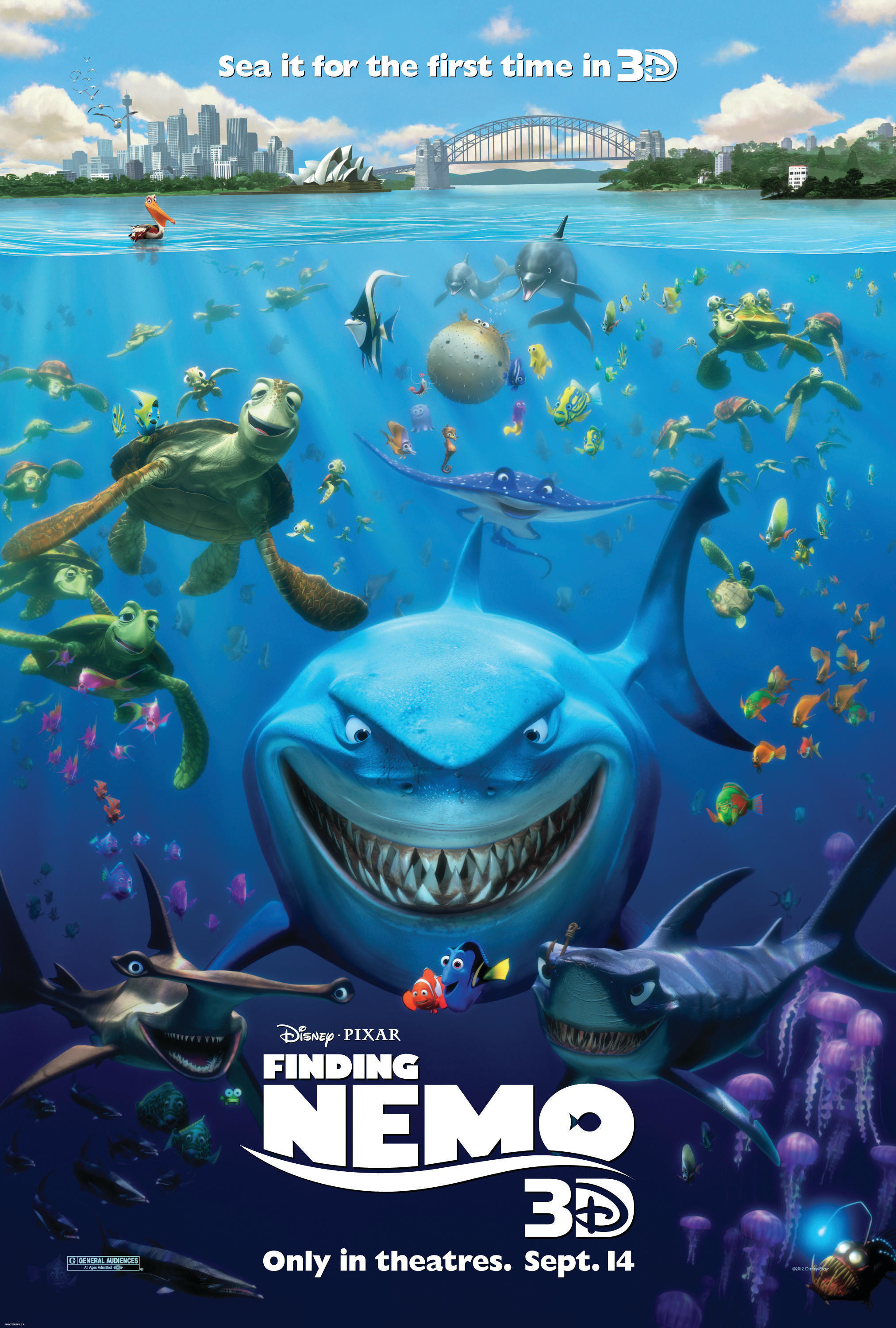20 Things You May Not Know About Finding Nemo Beyond the Box