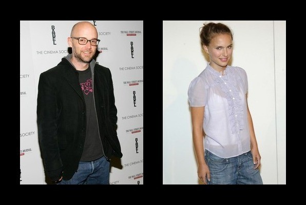 Moby dated Natalie Portman - Moby Girlfriend - Zimbio