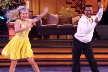 Finally: Alfonso Ribeiro Did the Carlton on 'Dancing With the Stars' Last Night