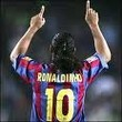 No, no one can follow Ronaldinho