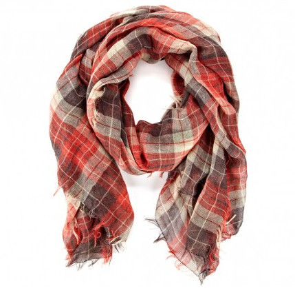 10 cheap plaid scarves to kick up your wardrobe this