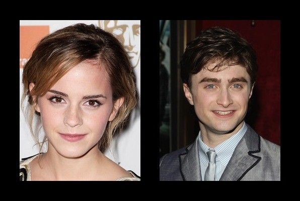 Emma Watson was rumored to be with Daniel Radcliffe