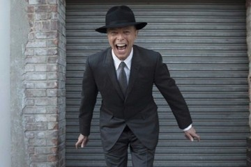 The Final Photos of David Bowie Will Make You Smile
