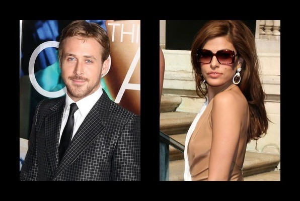 Ryan Gosling is dating Eva Mendes - Ryan Gosling ...