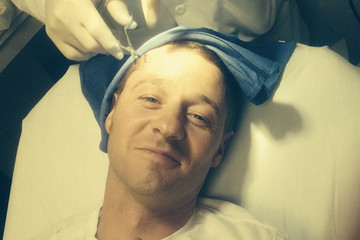 Yikes! Benjamin McKenzie Injured on 'Gotham' Set