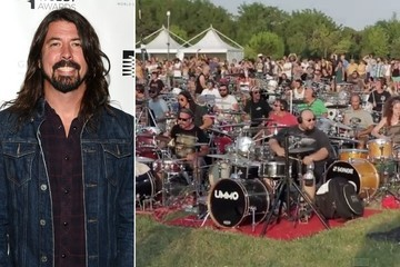 The Foo Fighters Had the Best Response to This Epic Viral Video