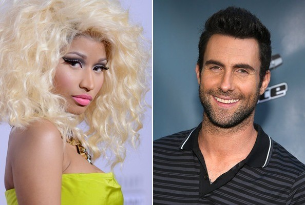 Nicki Minaj & Adam Levine to Launch Fashion Lines, Which Will Be Better?