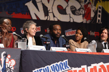 10 Things We Learned During 'The Walking Dead' Panel At NY Comic-Con
