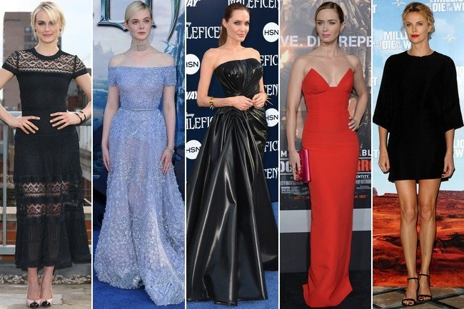 Vote Who Was The Best Dressed Celebrity Of Week