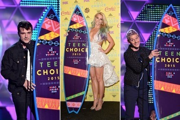 See Who Won This Year's Teen Choice Awards