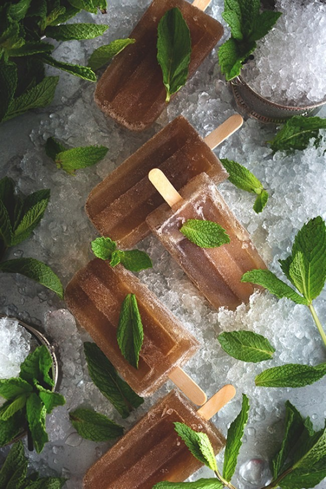 These 15 Frozen Cocktail Popsicles Are About to Change Your World
