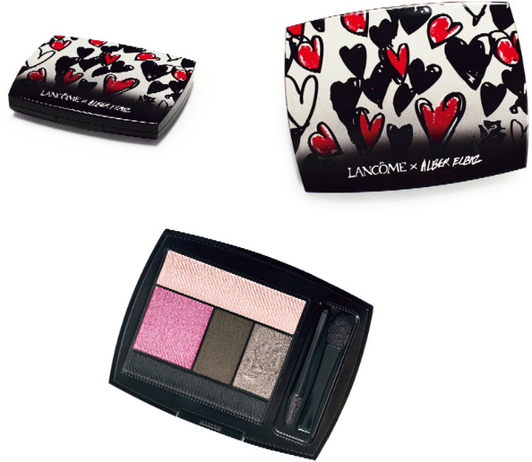 UNVEILED: Alber Elbaz's First-Ever Cosmetics Collection for Lancome