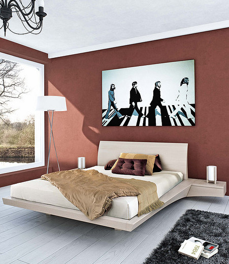 paint for a small bedroom walk this way modern bedroom decor ideas zimbio 19405