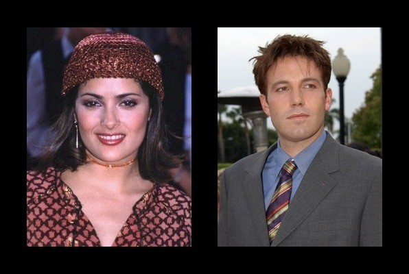 Salma Hayek was rumored to be with Ben Affleck