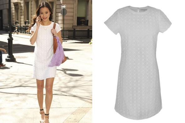 Found: Jamie Chung's Fresh Shift