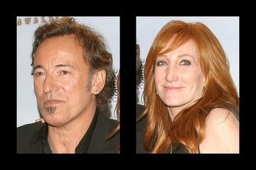 Bruce Springsteen Dating History