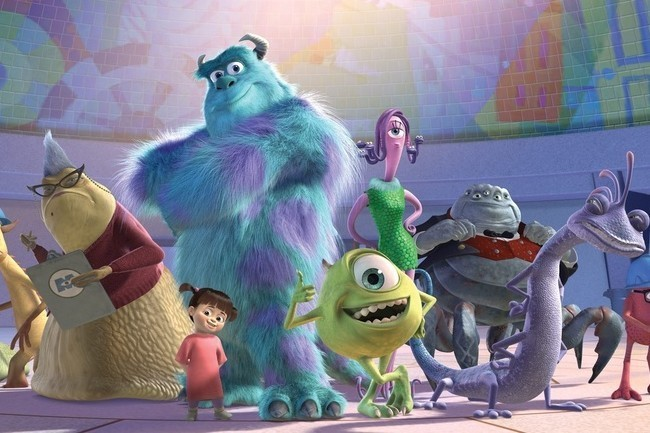 Can You Name All of These 'Monsters, Inc.' Characters ...