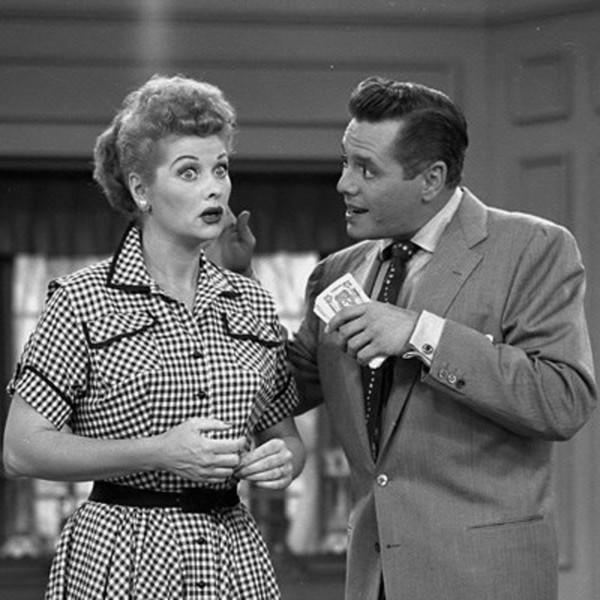 Lucy and Ricky, I Love Lucy - Our Favorite TV Ships Before We ...