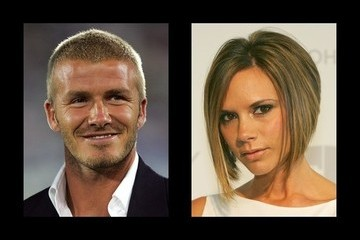 David Beckham Dating History