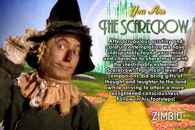 Quotes From The Scarecrow. QuotesGram