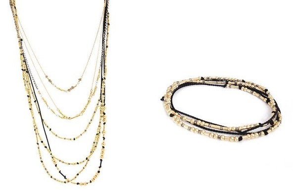 Current Obsession: Cass Lilien Morse Code Jewelry