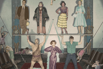 How Well Do You Know the Characters from 'American Horror Story: Freak Show?'