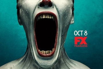 Ranking the Creepiness of the 'American Horror Story: Freak Show' Posters