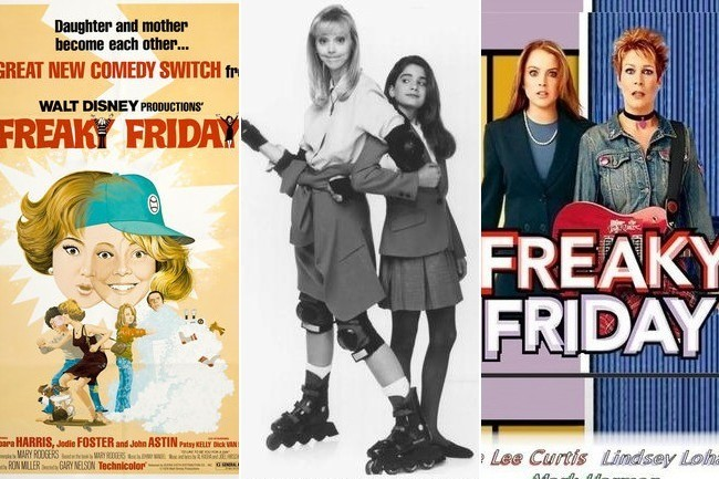 'Freaky Friday' - Movie Remakes vs. Originals: You Decide ...