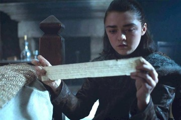What You Need to Know About That Mysterious Scroll Littlefinger Wanted Arya to Find