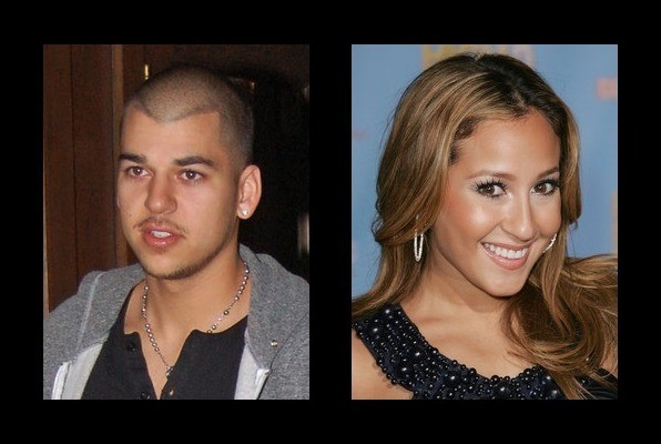 Rob kardashian dating history