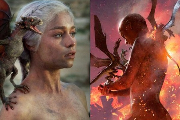 the many differences between game of thrones characters