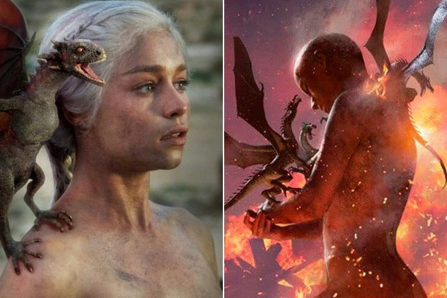 difference between game of thrones and