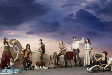 'Once Upon a Time' Season 2 Fairytale Portraits