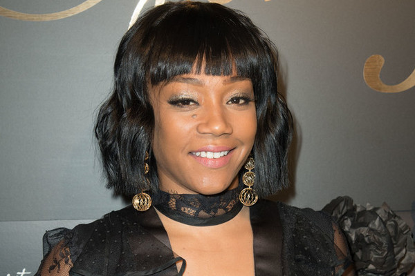 Tiffany Haddish says an actress bit Beyonce on the face