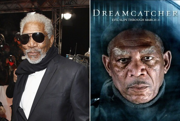 morgan freeman  u2013  u0026 39 dreamcatcher u0026 39