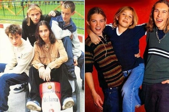Where Are They Now: Family Bands