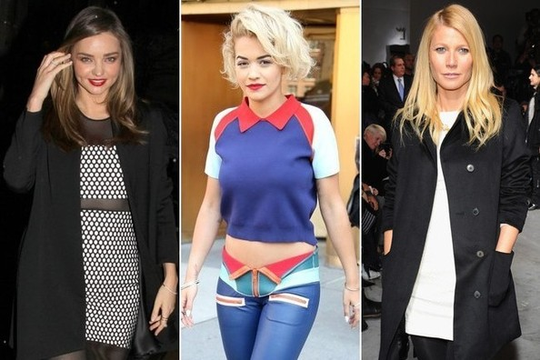 Miranda Kerr Turns to Tea, Rita Ora's Fashion Faux Pas, Gwyneth's Latest Projects, and More