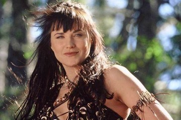 Proof Lucy Lawless Will Always Be Our Warrior Princess