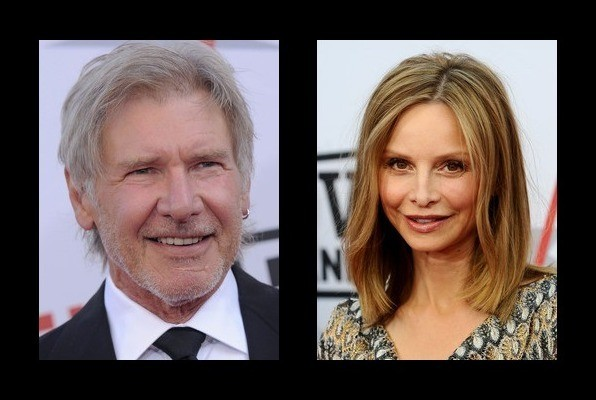 Harrison Ford Is Married To Calista Flockhart Harrison