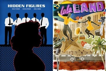 These Oscar-Nominated Films Just Got an Amazing Pop Art Makeover