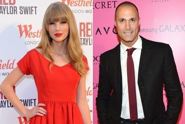 Coming Soon: A Taylor Swift x Nigel Barker Book