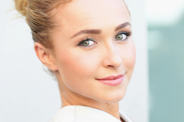 Hayden Panettiere Makes a Case for Bold Brows