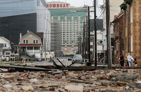 6 Months Since Sandy - We're Live From Atlantic City!