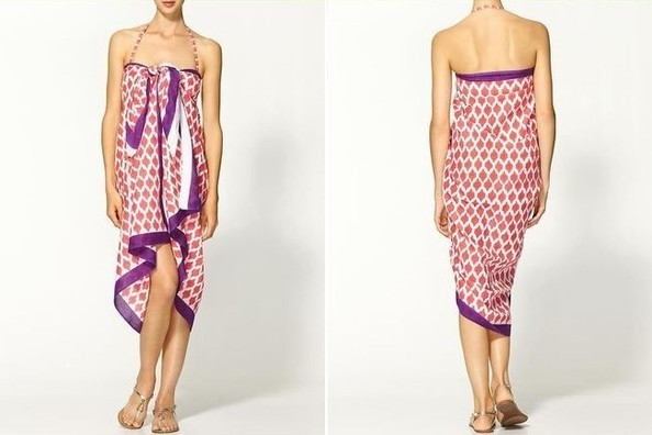 Current Obsession: Roberta Roller Rabbit Sarongs