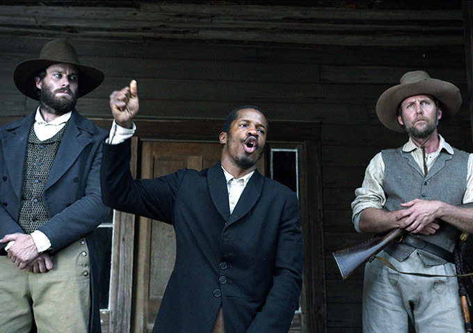 Parker in The Birth of a Nation. (Fox Searchlight)