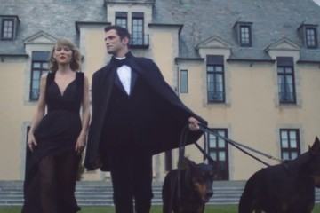 Who's the Hot, Cape-Wearing Guy in Taylor Swift's 'Blank Space' Music Video?