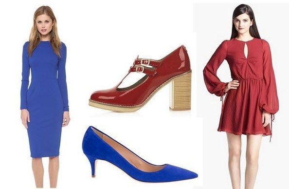 Easy Outfit Upgrade: Match Your Dress and Shoes