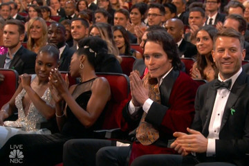 Donald Glover Attended The Emmys As 'Atlanta' Character Teddy Perkins... I Think