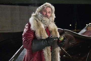 Goldie Hawn And Kurt Russell Star As Santa And Mrs. Claus In Netflix's 'The Christmas Chronicles'